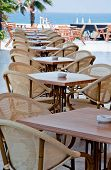 Interior Open Air Restaurant