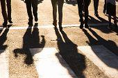 Crossing Shadows