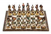 Decorative chess