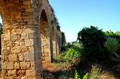 stock photo of aqueduct  - Aqueduct  - JPG