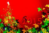 Chinese Goat new year 2015