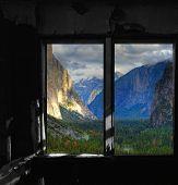 Window Yosemite Valley