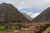 Ollantaytambo - Old Inca Fortress, Peru