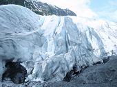 Alaskan Glacier