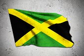 Old Jamaica Flag