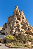 Cappadocia, Rock formations in Goreme National Park, Turkey