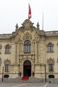 Presidential Government Palace, Lima Peru