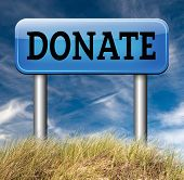 picture of word charity  - donate road sign arrow and give to charity help fund raising give and raise money donation  - JPG