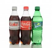 The Coca-cola Products