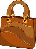 Handbags. Vector Illustration On White Background