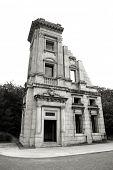 Historic head of office of Kawasaki bank built in 1927