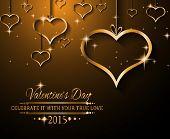 foto of dinner invitation  - Valentine - JPG