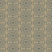 vintage arabic seamless pattern wallpaper