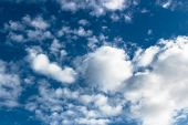 Cotton Blue Sky