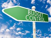 pic of budget  - Budget Control  - JPG
