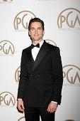 LOS ANGELES - JAN 24:  Matt Bomer at the Producers Guild of America Awards 2015 at a Century Plaza Hotel on January 24, 2015 in Century City, CA