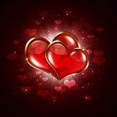 Two Valentine Heart