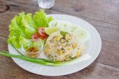 Fried Rice Is Delicious For Thai Food