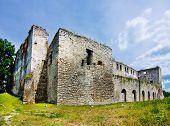 Medieval Castle In Chortkiv