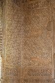 Moorish sculpturework, Granada.