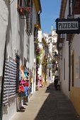 Old town street, Cordoba.