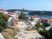View Of Seafront Of Rovinj
