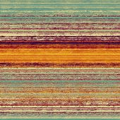 Abstract old background with rough grunge texture. With different color patterns: brown; red (orange); gray; cyan
