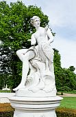Sculpture At Sanssouci Palace In Potsdam Germany