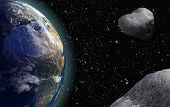 Asteroids are Flying to the Earth