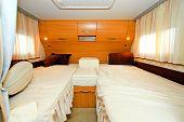Dormitorio de Camper