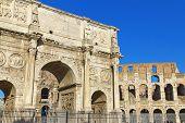 Постер, плакат: Arch Of Constantine