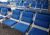 Airport Departure Lounge __ short DOF