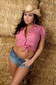 Sexy Asian Cowgirl