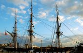 Uss Constitution, Boston Harbor, Ma