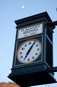 flagstaff clock