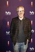 SAN DIEGO - JUL 23: Adam Savage at the SyFy/E! Comic-Con Party at Hotel Solamar in San Diego, Califo