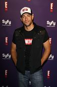 SAN DIEGO - JUL 23: Zachary Levi at the SyFy/E! Comic-Con Party at Hotel Solamar in San Diego, Calif