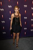 SAN DIEGO - JUL 23: Emily Rose at the SyFy/E! Comic-Con Party at Hotel Solamar in San Diego, Califor