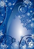 Snowflakes Design (Vector Or Xxl Jpeg Image)