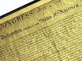 1776 Declaration Of Independence