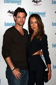 LOS ANGELES - JUL 23:  Shane West, Maggie Q arriving at the EW Comic-con Party 2011 at EW Comic-con