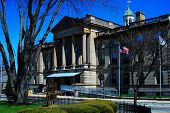 Lowell superior court house