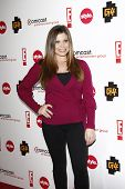 PASADENA - JAN 5: Danielle Fishel at the Comcast Entertainment Group TCA Cocktail Reception held at