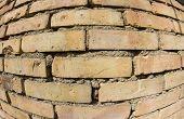 fisheye brickwall
