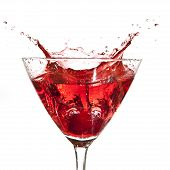 Cocktail Strawberry Splash