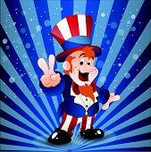 Illustration of Uncle Sam