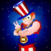 American Uncle Sam