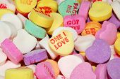 Valentines Candies
