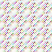 Multicolor Dot Pattern Background - Multicolored Abstract Vector Graphic Design poster