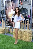 LOS ANGELES - APR 16: Audrina Patridge at the premiere of Warner Bros. Pictures' 'The Lucky One' at